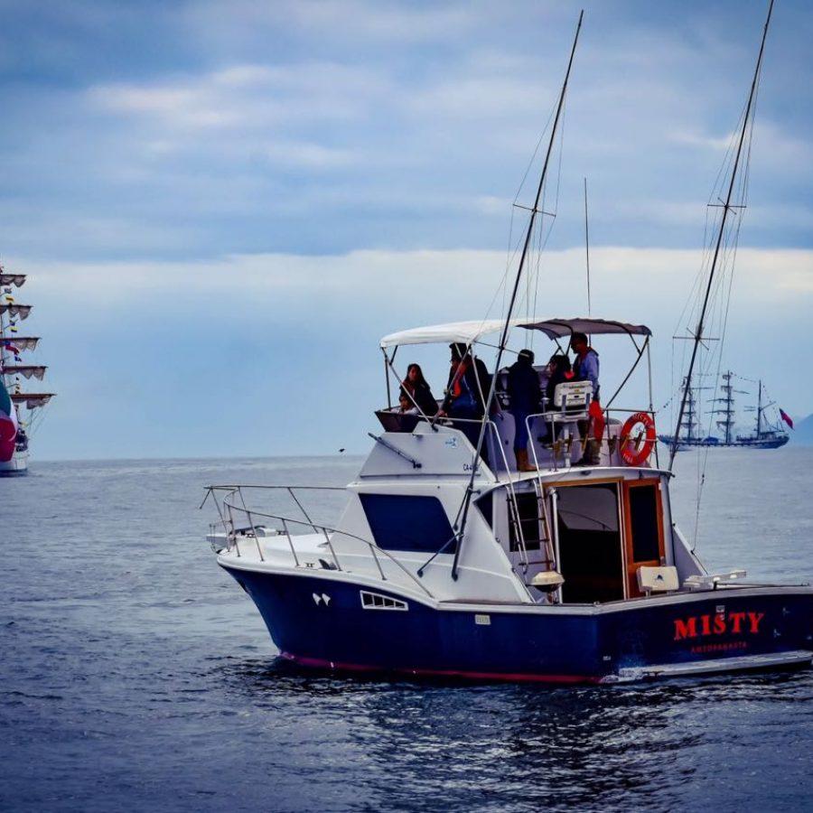 Ocean Adventure - Paseo en yate antofagasta, yate, barco, Antofagasta, mar, diversión, navegación